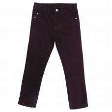 EX12: Boys Burgundy Jeans (5-11 Years)