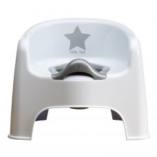 Potty Chair with Removable Potty