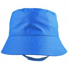 0319: Royal Blue Sun & Showerproof Bucket Hat